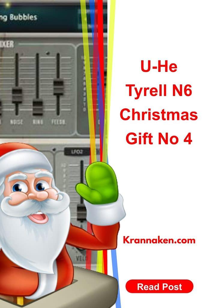 U-He Tyrell N6