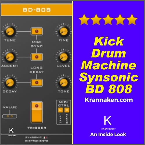 Synsonic's BD 808