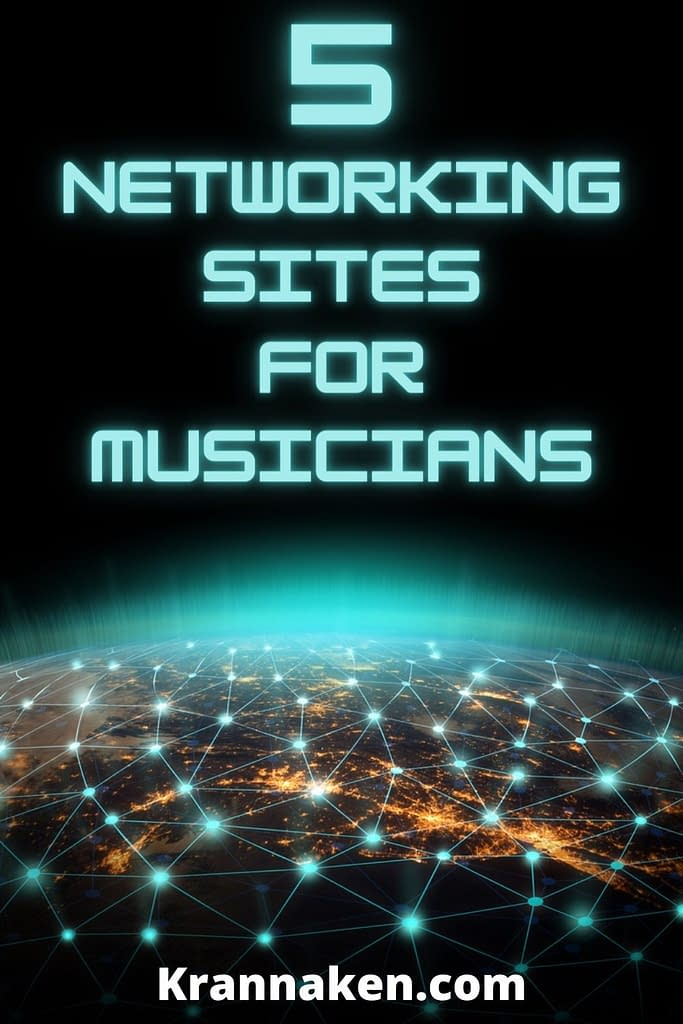 online music networking sites for musicians