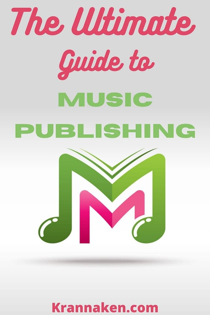 Inspired by Damian Keyes recent YouTube video about music publishing companies  Choose the right music publishing company