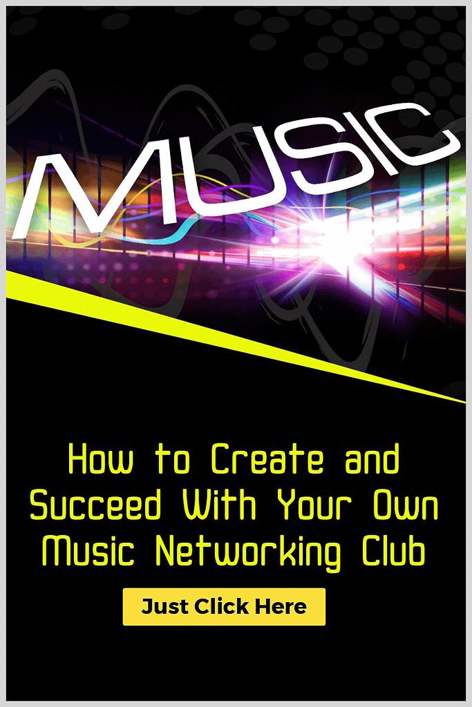 music networking club