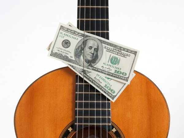 music as a business