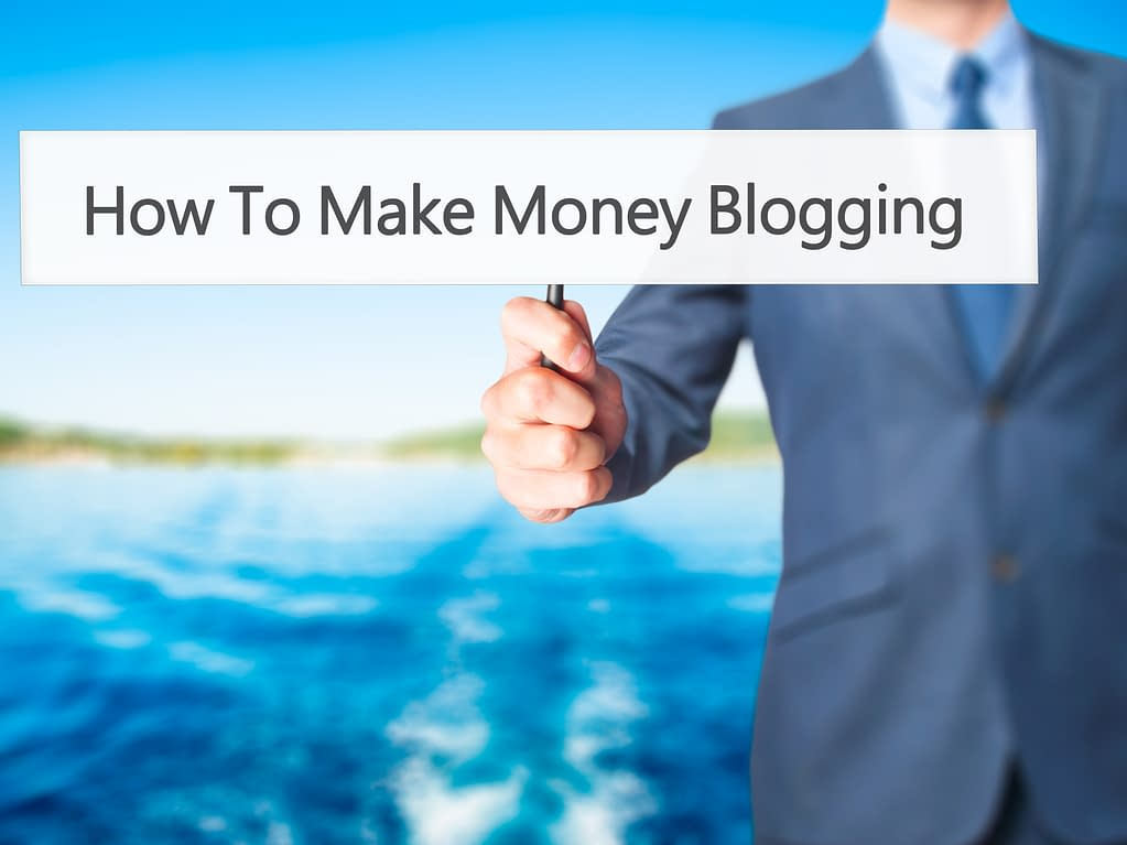 monetizing a music blog