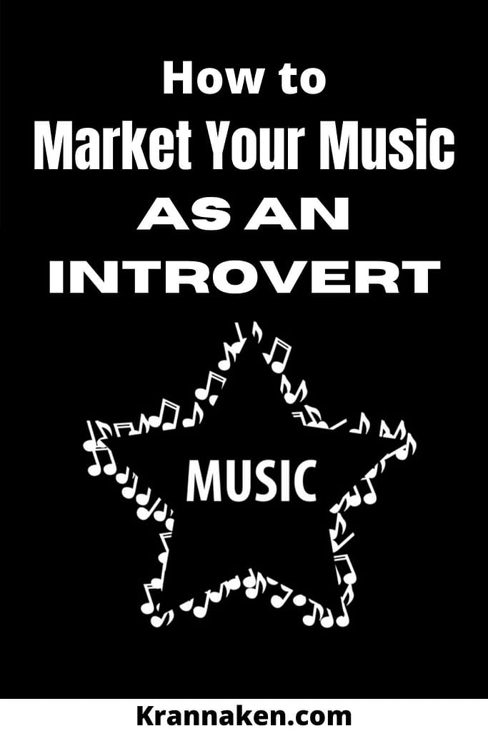 This post on how to market your music as an introvert looks at rejections and goes looks at production music libraries and social media